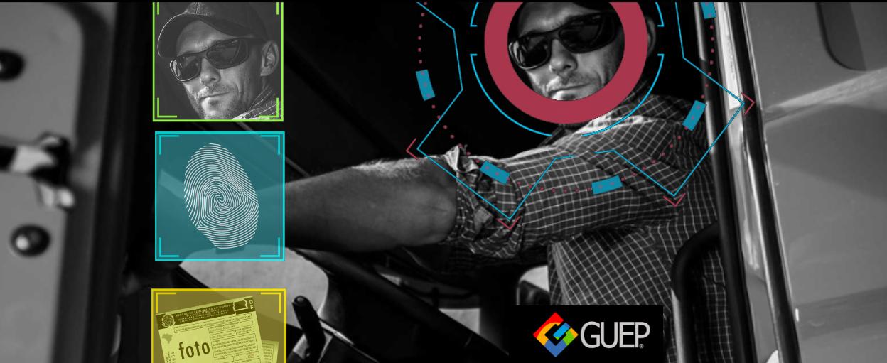 Pesquisa e Cadastro de Motorista Digital   Score da Guep