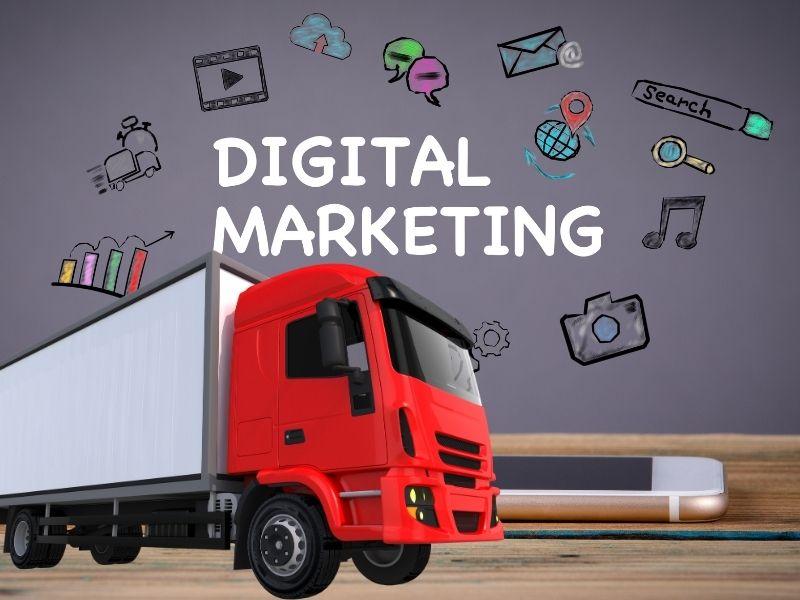 Marketing Digital para Transportadoras