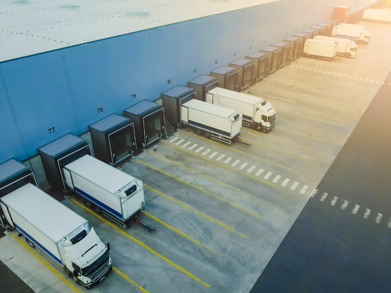 Monitoramento transportes de cargas
