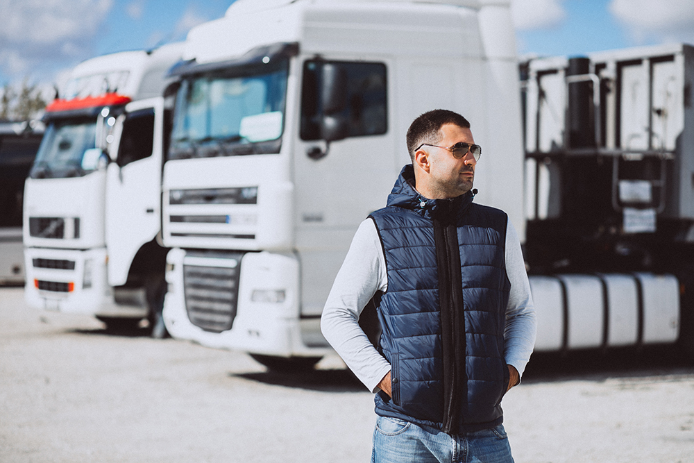 Gerenciamento de riscos: cadastro, consulta e liberação dos motoristas